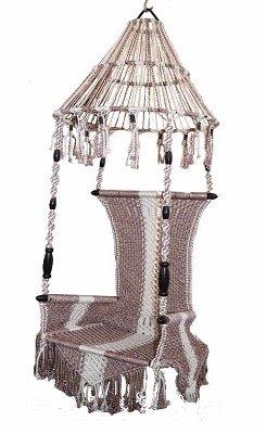 Kaushalendra Garden Zula Swing Chair Hammock Swings For Adults Multi Color Home Decor