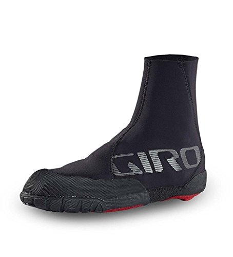 (Giro Proof MTB Winter Shoe Covers Black, L )