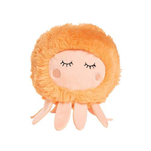 Manhattan Toy Squeezmeez Scuba Jellyfish Squeezable Stuffed Animal