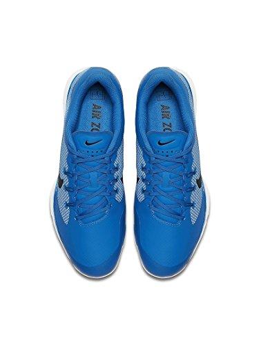 Tennis ZOOM Chaussures Lt Photo clair Clay nbsp;– Ultra white Blue Black de Bleu nbsp;AIR NIKE 1SA0w4qE