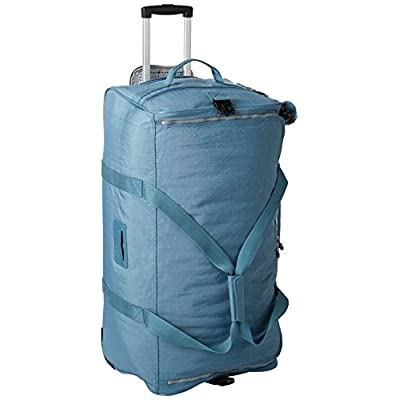 c5c6ad488a22 Kipling Women s Discover Solid Large Wheeled Duffle Bag best ...