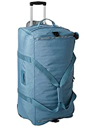 Kipling Women's Discover Solid Large Wheeled Duffle Bag