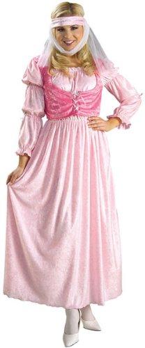 Adult Renaissance Maiden Costume (Fair Maiden Renaissance Costume)
