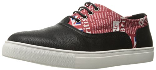 English Laundry Hombres Covent Fashion Sneaker Black