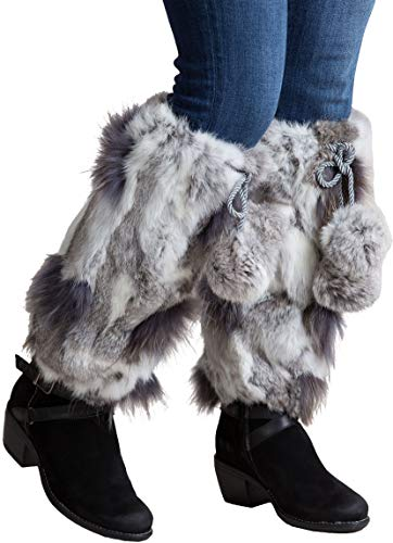 Spanish Rabbit Fur Boot ()