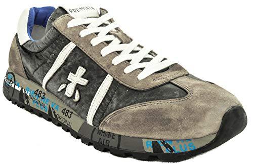 Pre Uomo Grey Sneaker Lucy PREMIATA da Lucy Grigio 1794 ZBCFqS