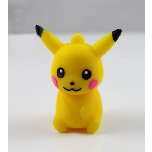 Cute Lovely Cartoon USB 2.0 Flash Drive 8GB Pikachu
