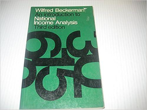 national income analysis