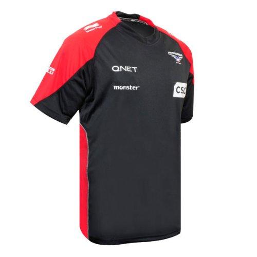 Marussia 2012equipo camiseta