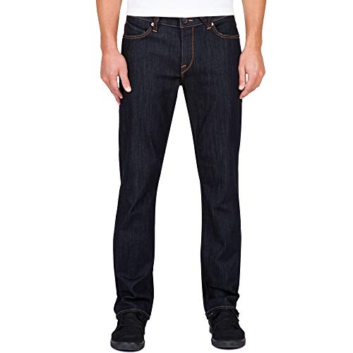 Volcom Men's Solver Modern Fit Denim Jeans