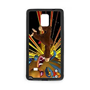 Samsung Galaxy Note 4 Cell Phone Case Black Donkey Kong Country Tropical Freeze SUX_974000