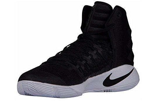 Nike Menns Hyperdunk 2016 Tb Basketball Sko 844368 001 Svart Størrelse 8