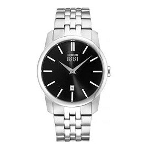 Cerruti 1881 CRA117SN02MS men's quartz wristwatch