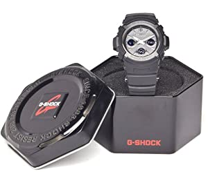 Casio Men's AWGM100B-1ACR G-Shock Tough Solar Power Atomic Watch by Casio