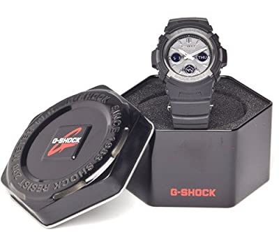 Casio Men's AWGM100B-1ACR G-Shock Tough Solar Power Atomic Watch by Casio