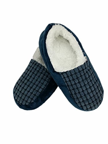 mens-autumn-winter-indoor-non-skid-floor-shoes-slippers-socks-hgtym730-greenblue-9-11-dm-us