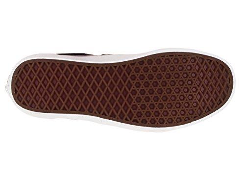 Vans Vewznvy Unisex-era Canvasschaatsschoenen (indo Pacific) Donkere Schaduw / Ware Wit