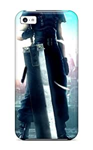 Chris Camp Bender's Shop 2964027K51051527 Forever Collectibles Crisis Core Final Fantasy Vii Hard Snap-on Iphone 5c Case