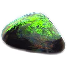 2.54 Ct. Natural Fancy Cabochon Multi-color Opal Australian Loose Gemstone