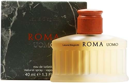 Laura Biagiotti Roma by Men's 4.2-ounce Eau de Toilette Spray