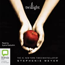 Twilight: The Twilight Saga, Book 1 Audiobook by Stephenie Meyer Narrated by Ilyana Kadushin