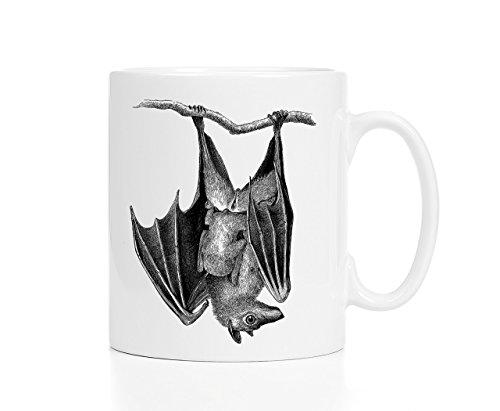Hanging Bat Coffee Mug 11oz