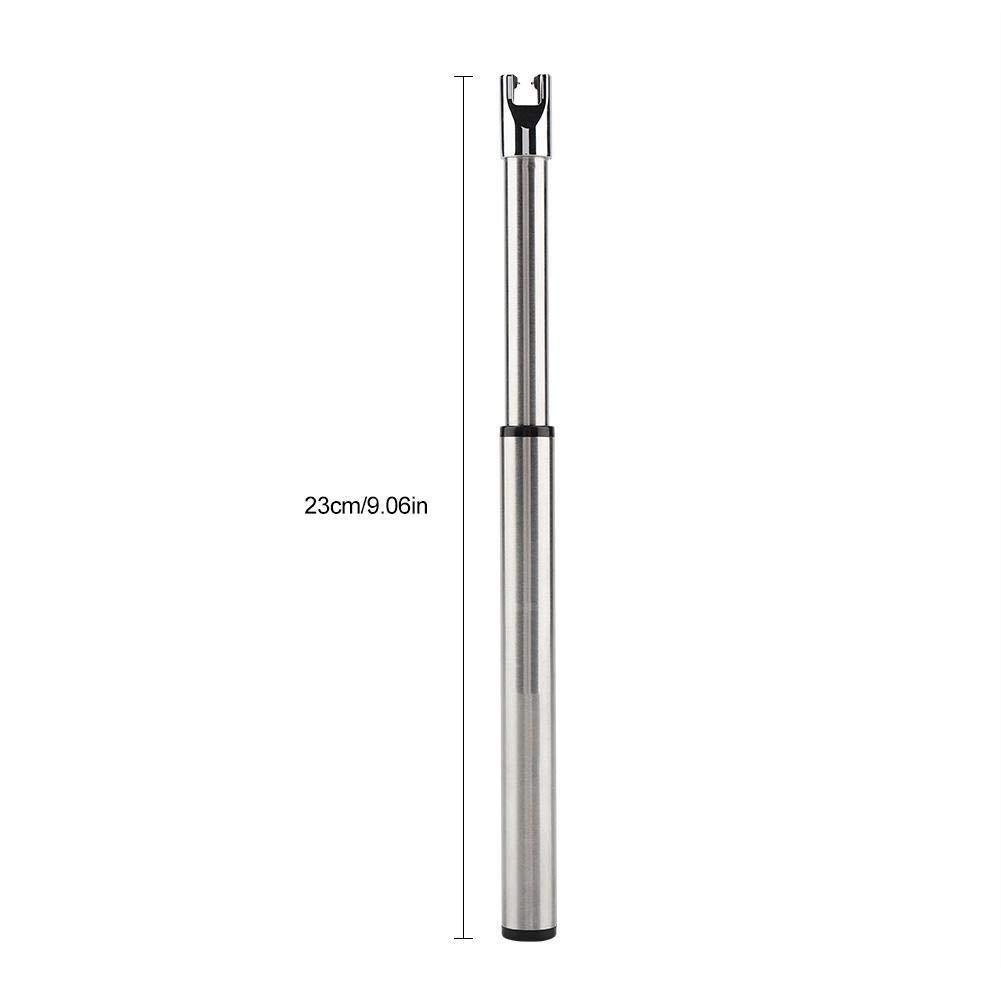 Astilla Broco Pulso USB Recargable a Prueba de Viento electr/ónico Arco de mechero for Las Velas de Cocina