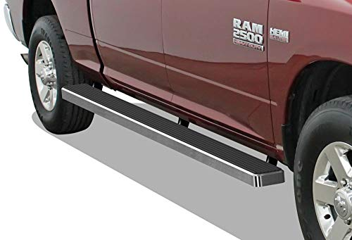 Lund Dodge Ram 3500 Pickup - APS Wheel to Wheel Running Boards 5