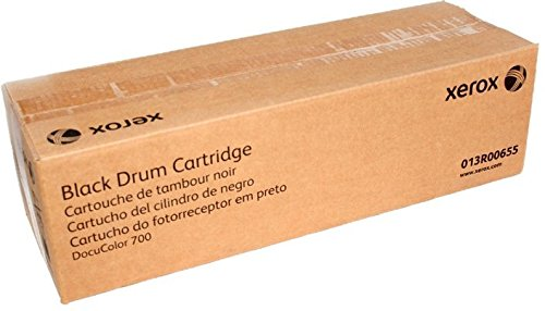 XEROX DOCUCOLOR 700 BLACK DRUM CARTRIDGE 013R00655 NEW
