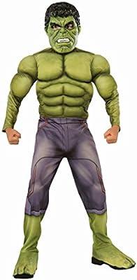 Hulk costume superhéroes Disfraz Deluxe disfraz de Monstruo de ...