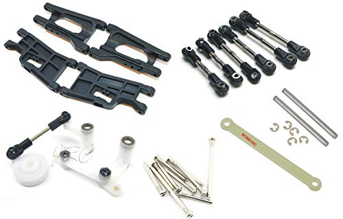 TRAXXAS Front & Rear Arms & Turnbuckles FOR THE VXL BANDIT, 2531X