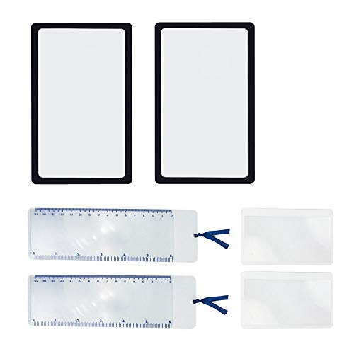 - Magpro Full Page Magnifying Sheet 4.75