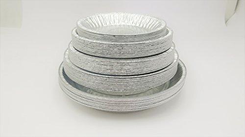 10 inch pie pans aluminum - 6
