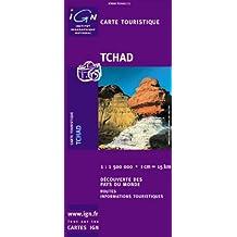 IGN MONDE : TCHAD - CHAD