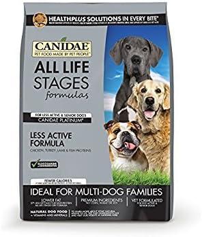 Canidae Platinum Senior Dry Food