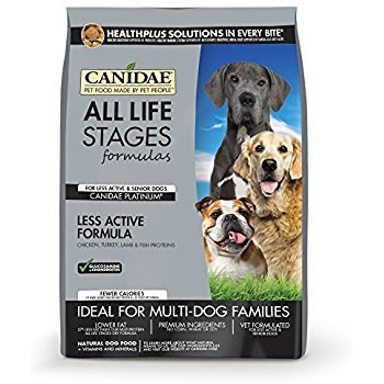 Canidae Platinum Senior Dry Dog Food 15 lb