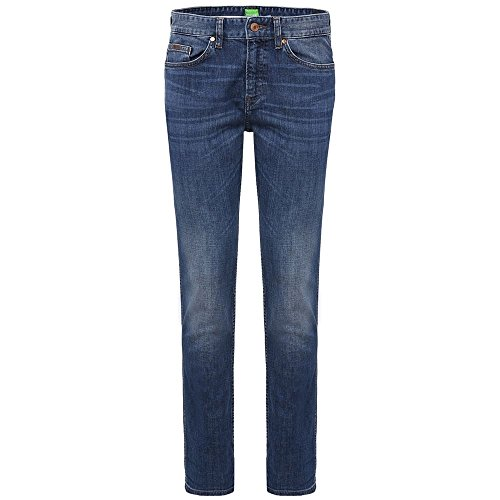 Hugo Boss Jeans - Mens 988 CDelaware1 Jeans in Blue by HUGO BOSS