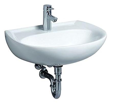 Keramag Waschbecken Renova Nr1 223062 60x49cm Weißalpin