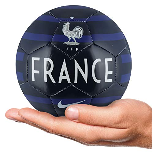Mini Bola De Futebol Da França Nike - Sc3223