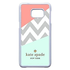 Samsung Galaxy S6 Edge Plus case(TPU), kate spade Cell phone case White for Samsung Galaxy S6 Edge Plus - HHKL3327381