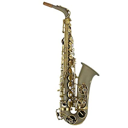 The Wilmington Alto Eb Alto Saxophone by Music Medic