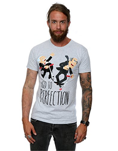 Disney Men 39 S The Muppets Aged To Perfection T Shirt Large