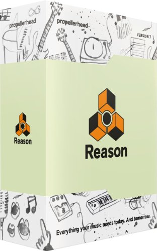 Propellerhead Reason 7 (Music Recording & Production Studio)
