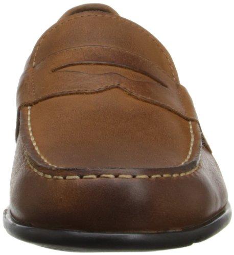 Rockport Mens Classic Lite Penny Loafer Caramel