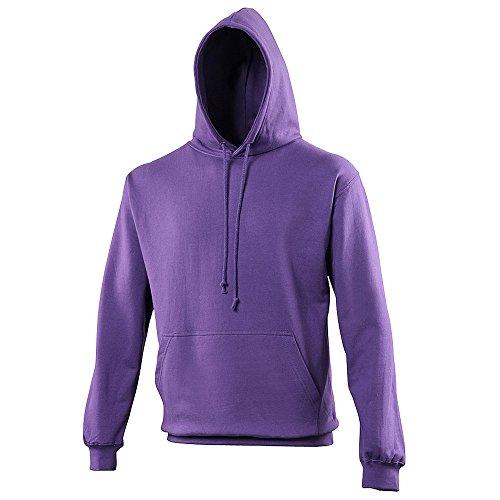 Capuche Homme Purple shirt Sweat Awdis À SqRwpKCCF