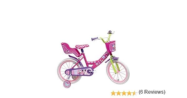 Mundo 25.117 Bicicletas 14 Minnie: Amazon.es: Juguetes y juegos