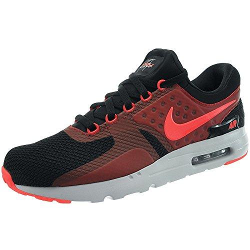 Pied Homme Chaussure Max De Noir Pour Essential Rouge Bright Air Course Gym Nike Zero Crimson q4Egz4