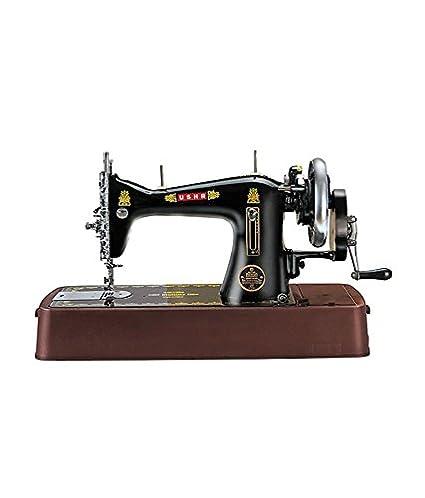 Usha Tailor Deluxe Sewing Machine Black Amazonin Home Kitchen Stunning Usha Singer Sewing Machine Price
