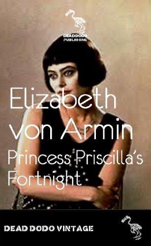 book cover of The Princess Priscilla\'s Fortnight