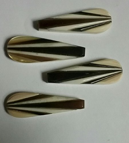 Mother Of Pearl Inlay Taper - 3